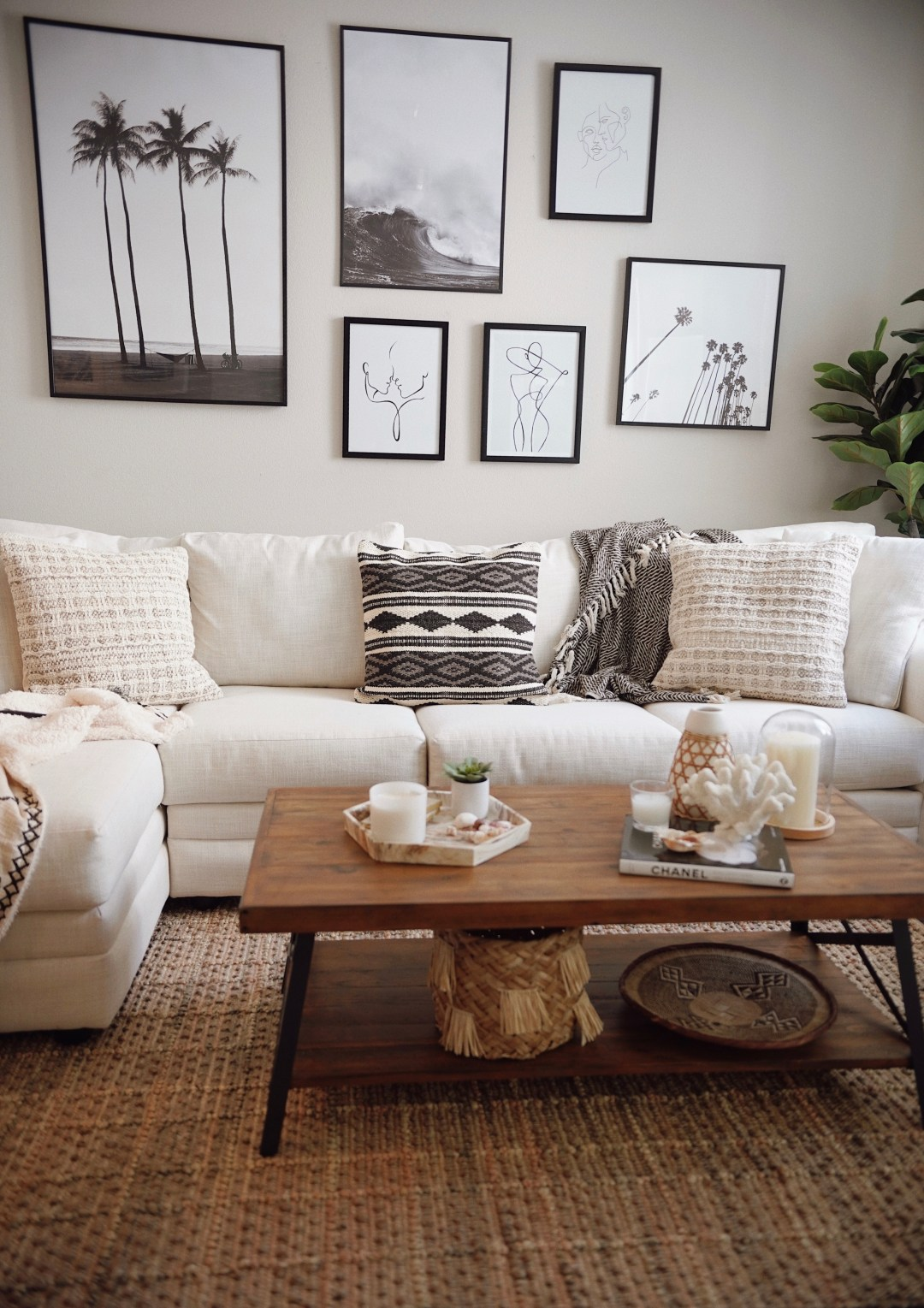 How To Style A Coffee Table Sustainable Decor Ideas Live Love Wear It